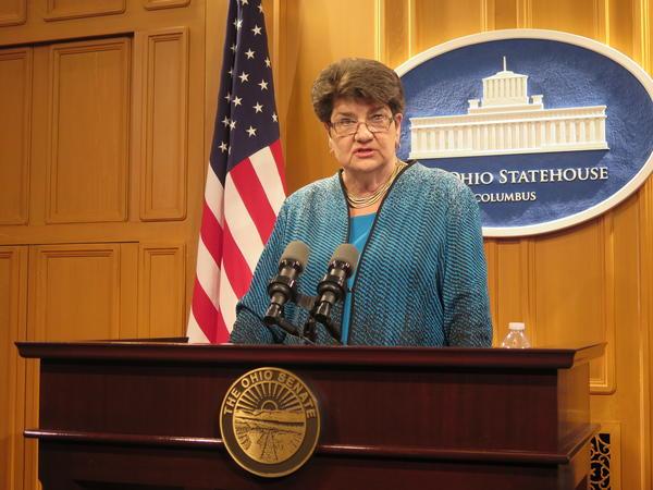 Sen. Peggy Lehner (R-Kettering)