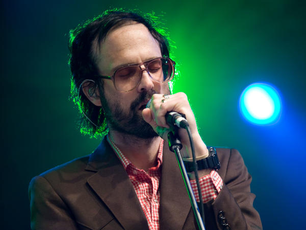 """If you think about it, it's almost like Dr. Seuss,"" Beauty Pill's Chad Clark notes about one of David Berman's lyrics, ""if Dr. Seuss had become seriously depressed."""