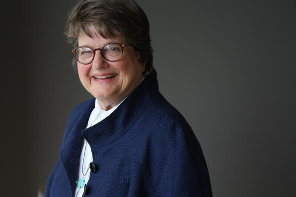 Sister Helen Prejean has written a new memoir called <em>River of Fire</em>, detailing her spiritual life before her activism against the death penalty.