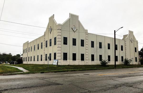 A former Illinois Department of Children and Family Services building on the corner of 11th Street and Edwards is the planned location for $3 million Center for Health and Housing.