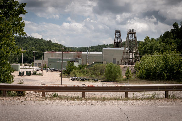 The Doe Run Company operates several lead mines in the Ozarks, including the West Fork Mine in Reynolds County. A dispute over the value of Doe Run's mines resulted in a large drop in property tax revenue for area schools.
