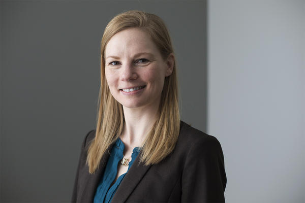 State Auditor Nicole Galloway announced her 2020 bid for governor on Monday.