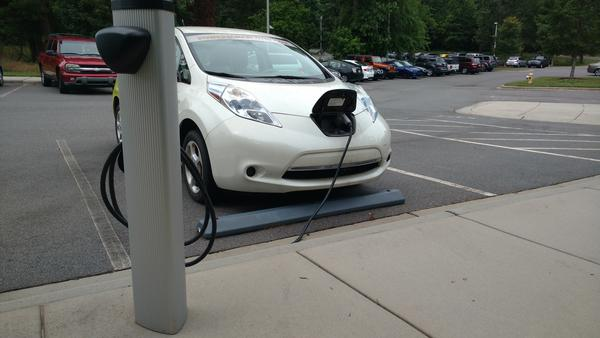 As more people drive electric vehicles, more charging stations will be needed. A change in state law aims to boost the industry.