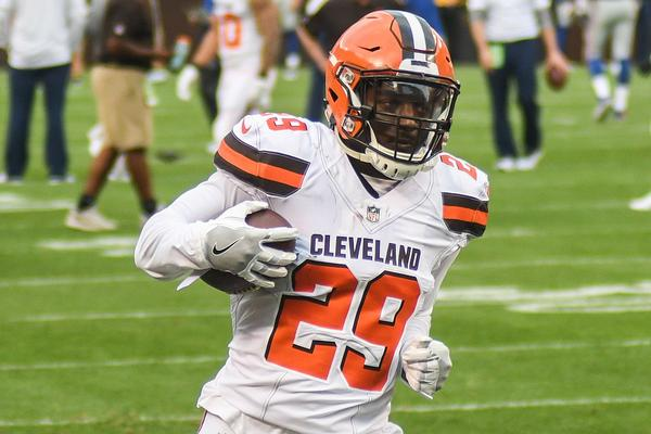 The Browns traded wide receiver Duke Johnson, Jr. after he publicly said he wanted out.