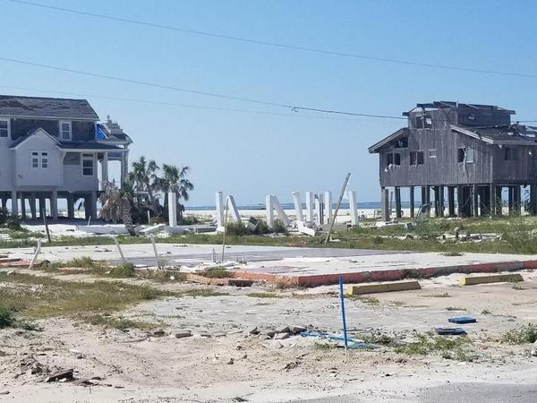 Hurricane Michael recovery efforts continue to plod along in the Florida Panhandle.
