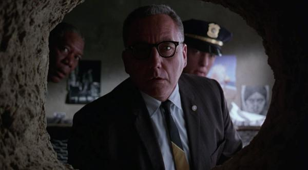 """Actor Bob Gunton said he's recognized all over the world for his role as Warden Norton in """"The Shawshank Redemption."""""""