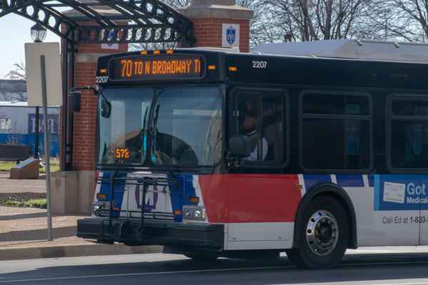 MetroBus lines across the region dealt with delays Monday as a high number of bus drivers called in and did not work.
