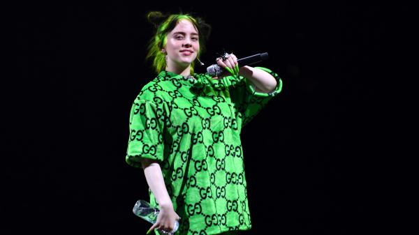 "Billie Eilish's ""bad guy"" is officially the No. 1 song on the <em>Billboard</em> Hot 100."