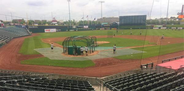 Wyandotte County wants to evict the T-Bones from their stadium In Kansas City, Kansas.