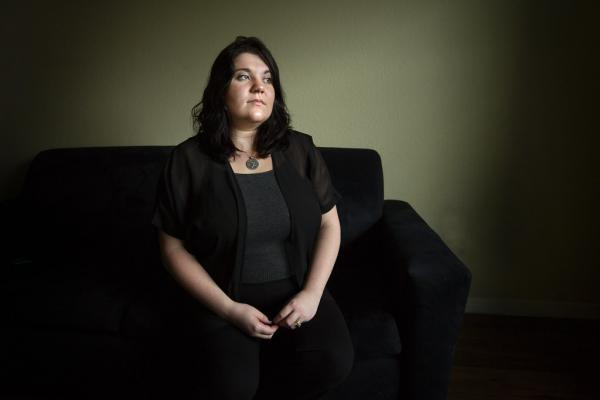 Marina Garrett is one of eight women who filed a class-action lawsuit against the City of Austin and Travis County, claiming their cases were inadequately handled because of gender discrimination.