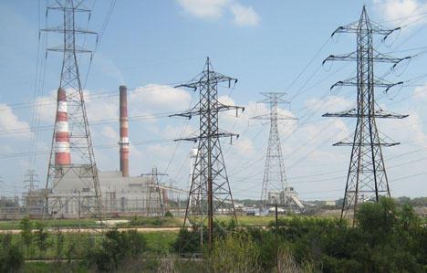 E.D. Edwards plant south of Bartonville
