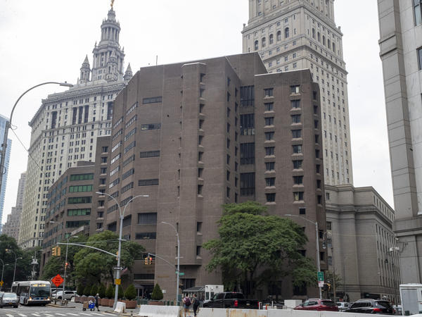 The Metropolitan Correctional Center in New York where Jeffrey Epstein took his own life. The Justice Department revealed that a psychologist had approved removing him from a suicide watch.