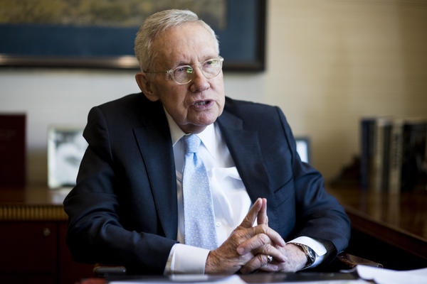 """""""The filibuster has been used as a weapon to just have the Senate do nothing,"""" former Senate Majority Leader Harry Reid, D-Nev., told NPR."""