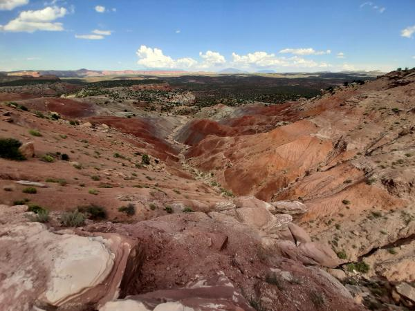 The Trump administration deduced the size of Grand Staircase-Escalante National Monument in Utah by 861,974 square acres in 2017.