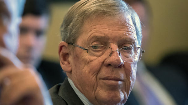 Sen. Johnny Isakson, R-Ga., announced Wednesday he plans to retire at the end of 2019, citing health problems.