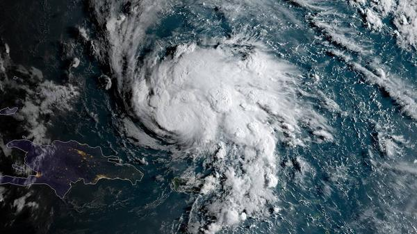 Hurricane Dorian has now left the Caribbean Sea and is predicted to intensify rapidly as it crosses the Atlantic on the way to Florida's central east coast.