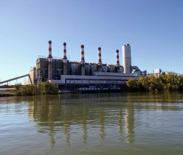 Duke Energy has seven coal-fired power plants in the Carolinas, including the Allen Steam Station in Belmont.