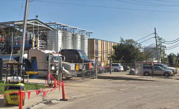 Vantage Specialty Chemical's facility at 3938 Porett Drive, Gurnee IL, in Sept. 2018.