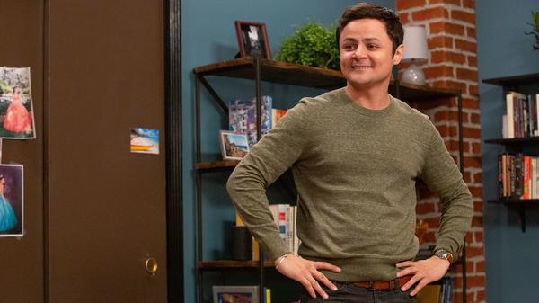 """I'm a boring human being that just happens to have amazing writers to make me look really interesting on television,"" says Arturo Castro, creator and star of <em>Alternatino.</em>"