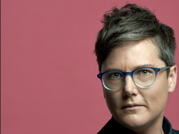 In her new stand-up tour, <em>Douglas</em>, Hannah Gadsby confronts her unexpected fame — and a new diagnosis.