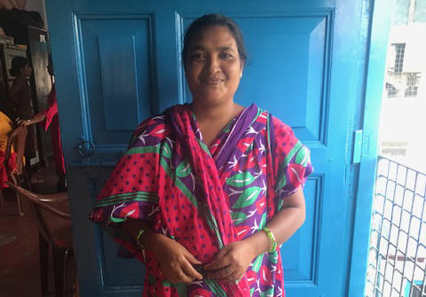 Rashida Bibi came to Kolkata as a teenager with the promise of a job as a nanny — but then was told she had to become a sex worker. That's been her profession for some 30 years.