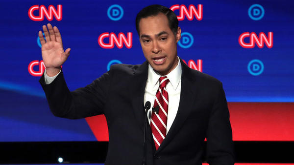 Former HUD Secretary Julian Castro has qualified for the September Democratic primary debate in Houston.