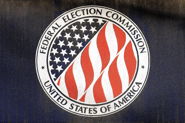The Federal Election Commission will be effectively prevented from doing much of its work at the end of August after it loses a quorum of its commissioners.