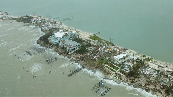 Photos Show Hurricane Dorian Damage In The Bahamas | WCLK