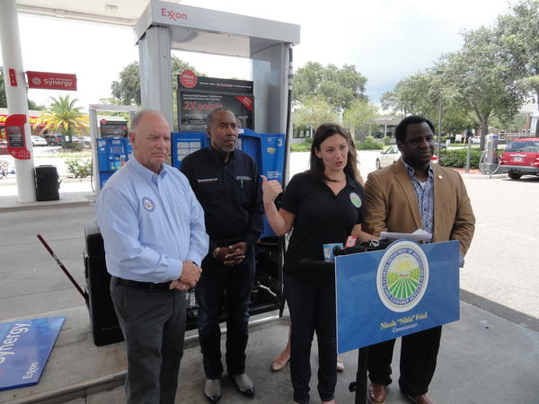 Inspectors had to remove 15 skimmers from pumps during the inspections, officials said..