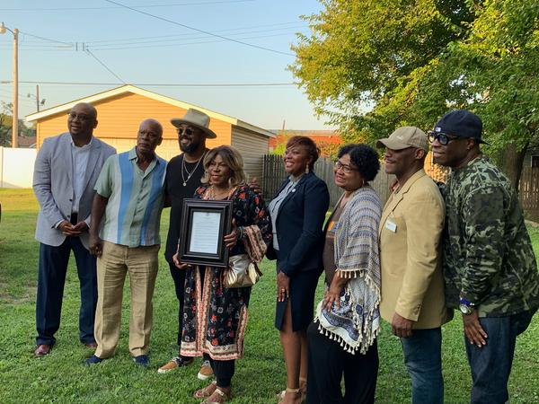 Family of Miles Davis celebrated his life and legacy at his childhood in East St. Louis. The first phase of development, which includes a museum, is now complete.