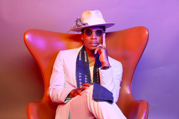 Raphael Saadiq poses for a portrait during the BET Awards at Microsoft Theater in Los Angeles, California. (Photo by Bennett Raglin/Getty Images for BET)