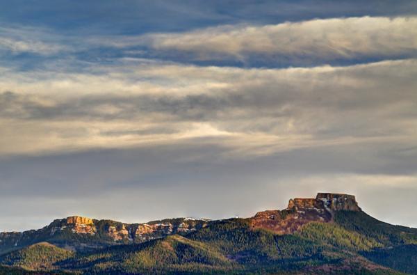 Fishers Peak. File photo.