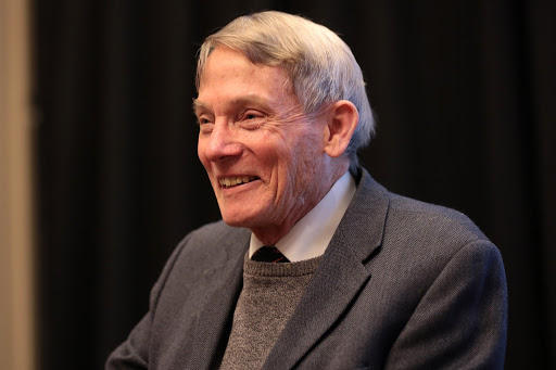 William Happer, emeritus professor of physics at Princeton University, served as the director of emerging technologies for the National Security Council until he resigned Sept. 13, 2019.