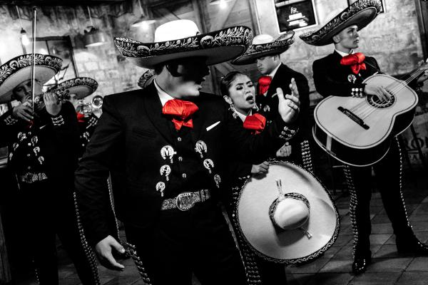 Mariachi Herencia de Mexico features teenagers from Chicago with a passion for tradition.