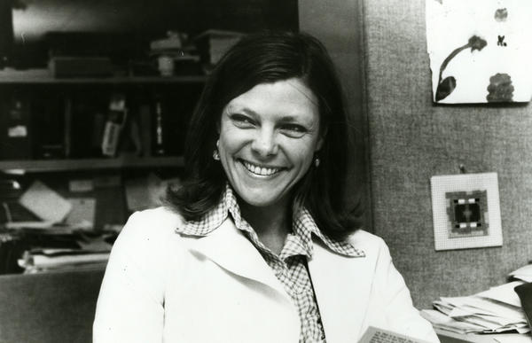 Cokie Roberts died on Tuesday of complications from breast cancer.
