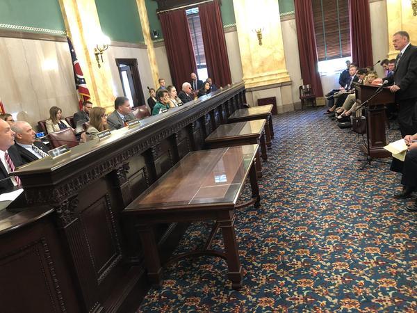 Ohio Senate Education Committee holds hearings on HB154