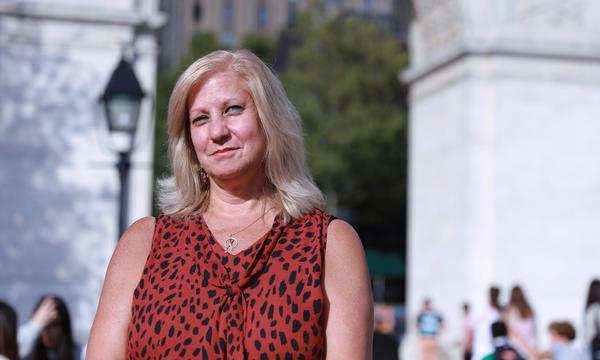 Marlene LaLota, a veteran of the Florida department of health.