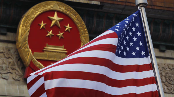 China isn't just the biggest trading partner of the United States. The head of the Justice Department's National Security Division says it's also the biggest counterintelligence threat.