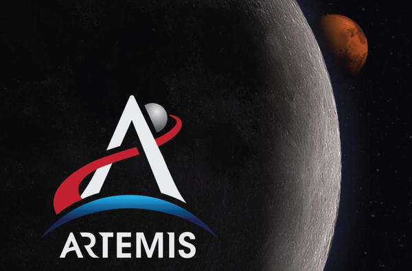 NASA's Artemis program aims to take humans back to the moon.  NASA