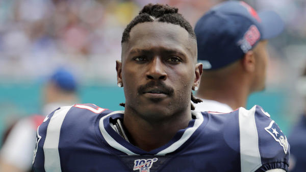 The New England Patriots cut Antonio Brown after 11 days with the team. The wide receiver is accused of sexual assault and his future in the NFL is in doubt.