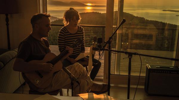Mount Eerie's Phil Elverum collaborates with Julie Doiron for <em>Lost Wisdom pt. 2</em>, out Nov. 8.