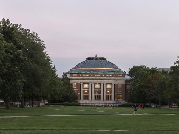 Foellinger Auditorium, University of Illinois at Urbana Champaign