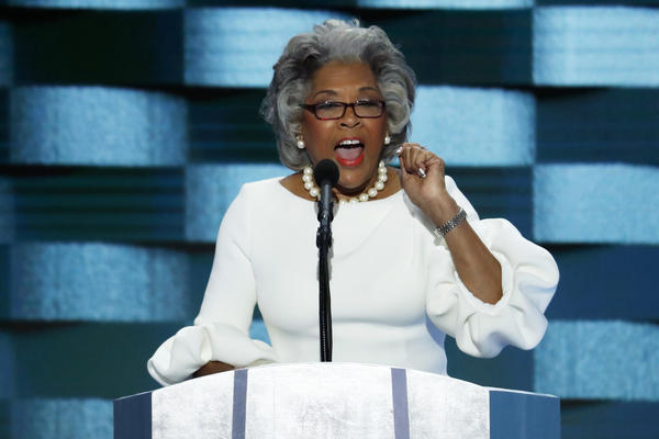 Ohio Rep. Joyce Beatty says the aligations against President Trump are the most serious to date.