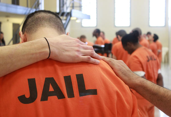 In the addiction recovery pod at the Sarasota County Jail, inmates attend 12-step meetings administered by the Salvation Army and life skills classes run by various nonprofit groups and church communities. Sarasota County Sheriff's Department