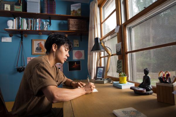 Ocean Vuong lives in Northampton, Massachusetts, and teaches at UMass Amherst.