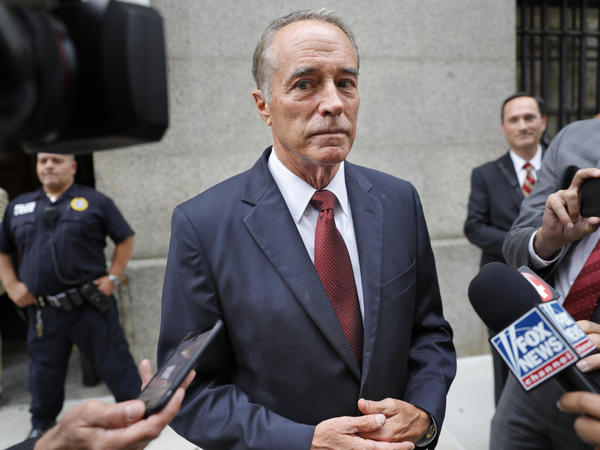 U.S. Rep. Chris Collins, R-N.Y., is expected to change his plea to guilty in a federal case involving insider trading charges.