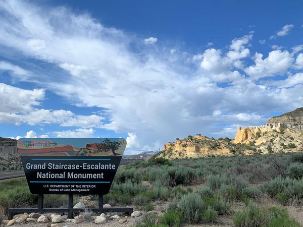 Located between Capitol Reef and Bryce Canyon and Zion national parks, the Grand Staircase-Escalante National Monument has become a big tourist draw since its designation in 1996.