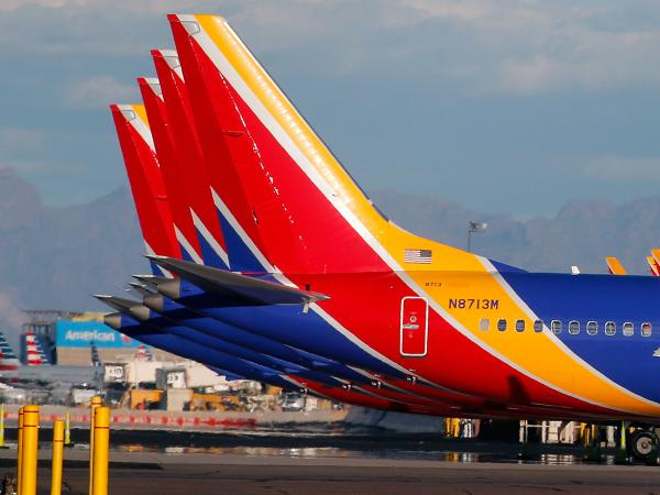 Southwest Airlines is among the companies that grounded Boeing 737 MAX aircraft because of a software failure that caused fatal crashes of Lion Air and Ethiopian Airlines planes. The FAA said Wednesday it has found a new flaw in the plane that needs to be fixed.
