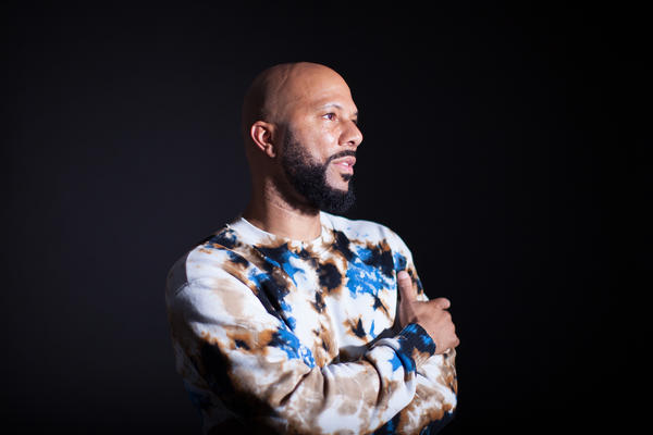 Common's latest album, <em>Let Love,</em><em> </em>tackles love, forgiveness and coping with past trauma.