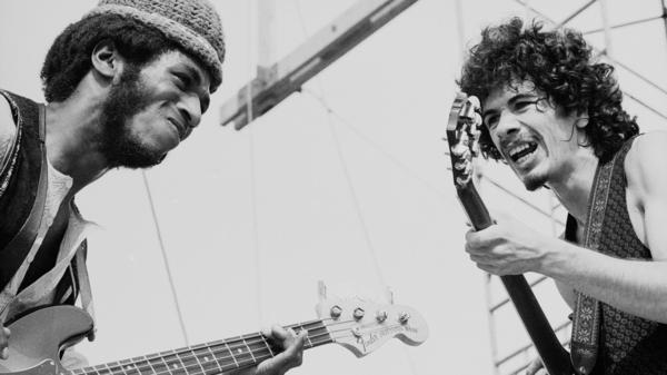 <em>Santana</em>'s cultural mash-up made a statement about Latin music that still reverberates to this day.